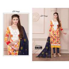 2237 HOLLYWOOD YOUR CHOICE PRINTED COTTON SALWAR KAMEEZ