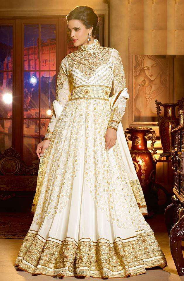 Anarkali Dresses UK